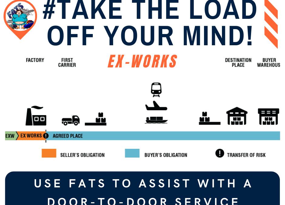 Needing a Door-To-Door Service? Let FATS Help You.