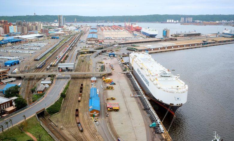 R100 billion master plan to boost Durban Port